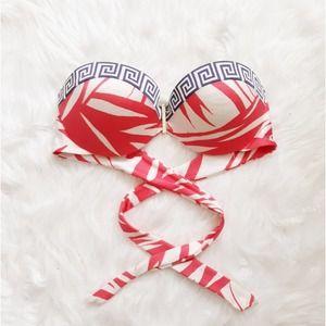 VS Strapless Bikini Top 34B